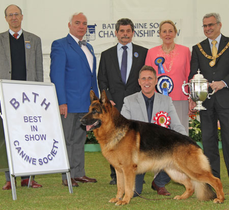 Higham Press Ltd - Championship Dog Show Results and Information