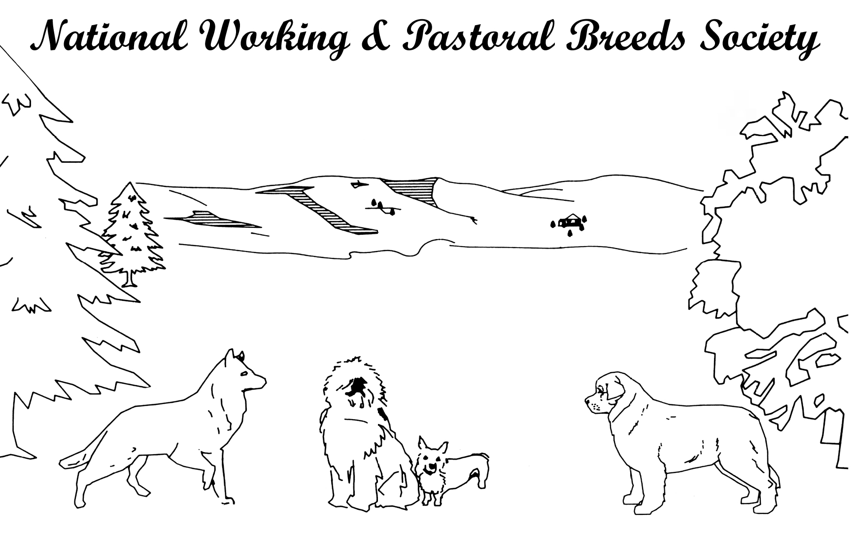 NATIONAL WORKING & PASTORAL BREEDS SOCIETY